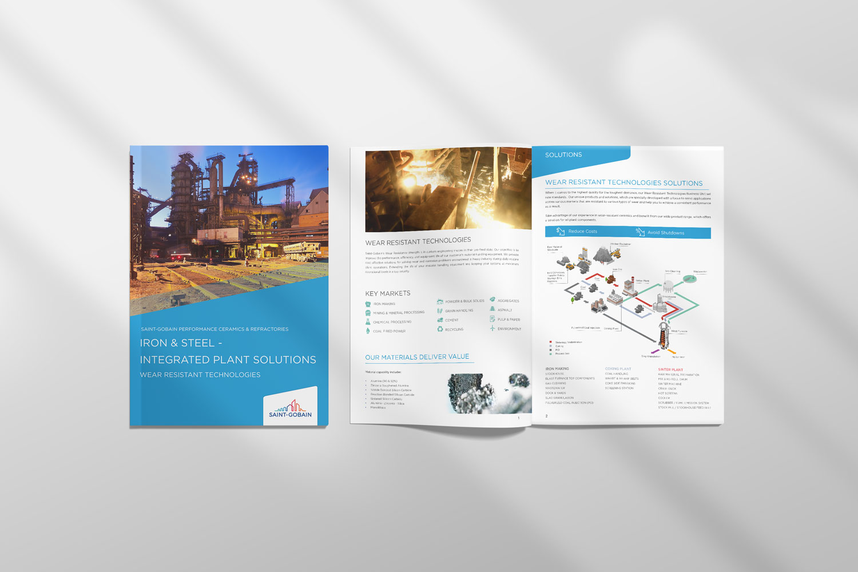 Saint-gobain-brochure-design