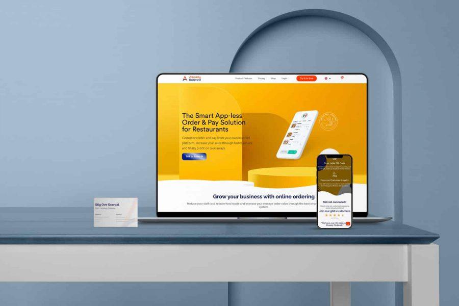 AO-Website-design